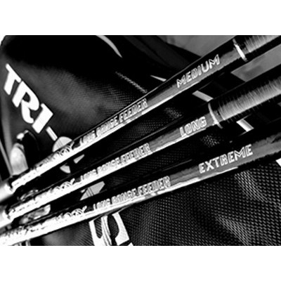 Tri-Cast Trilogy Long Range Feeder Rods