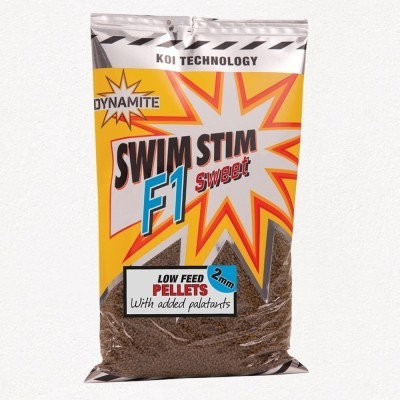 Dynamite Swim Stim F1 Sweet Pellets 2mm