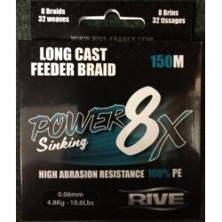 Rive Power Sinking Feeder Braid