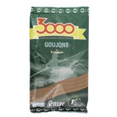 Sensas Goujons Groundbait (03791)