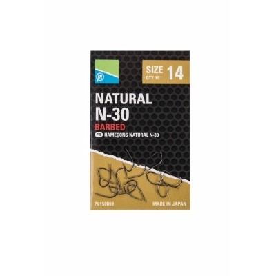 Preston Natural N-30 Hook