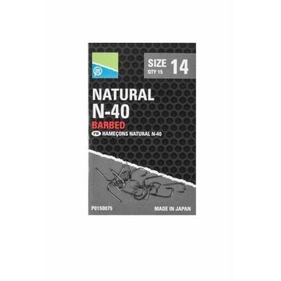 Preston Natural N-40 Hook