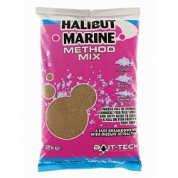 Bait-Tech Halibut Method Mix