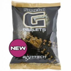 Bait-Tech Special G Pellets