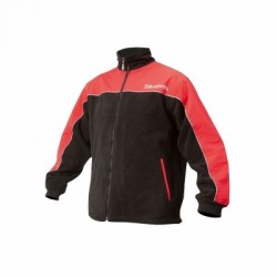 Daiwa Fleece Jacket Red