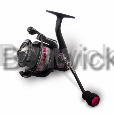 Browning Xitan Master Match Reel With Single Handle Fitted