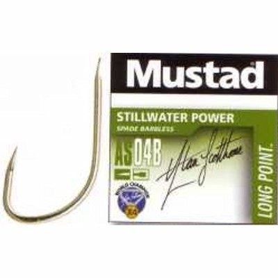 Mustad Stillwater Power Hook AS04B