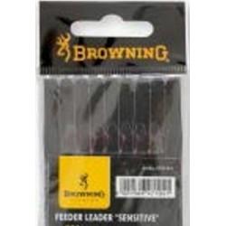 Browning Sensitive Tied Hooks (60cm)