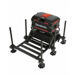 Daiwa Tournament 500 Seat Box Red/Black