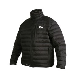 Daiwa Black Quilted Jacket