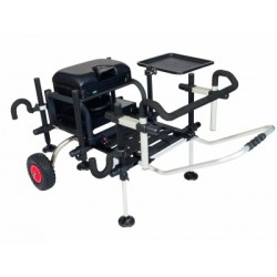 Rive ST8 Full Black With Trolley - 118023
