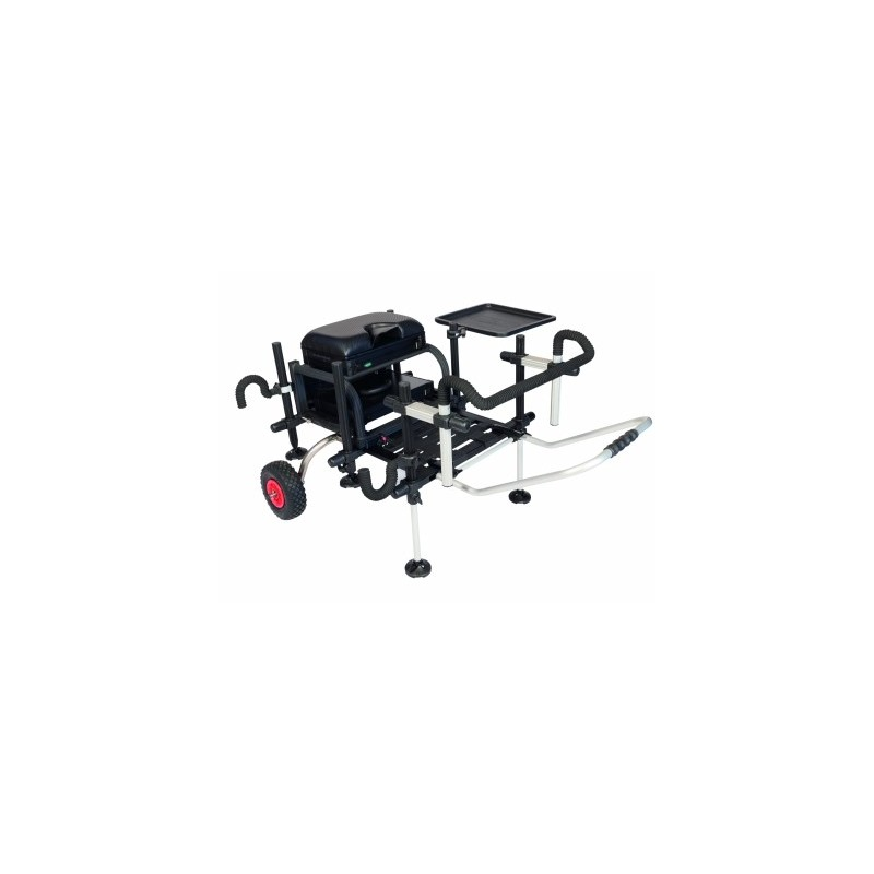 Rive ST8 Full Black With Trolley D36 - 118023