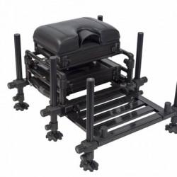 Frenzee FXT Match Seatbox Black (FXT-MSB-P4-B)