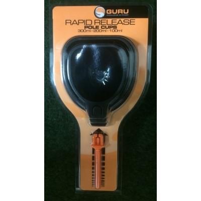 Guru Rapid Release Pole Cups