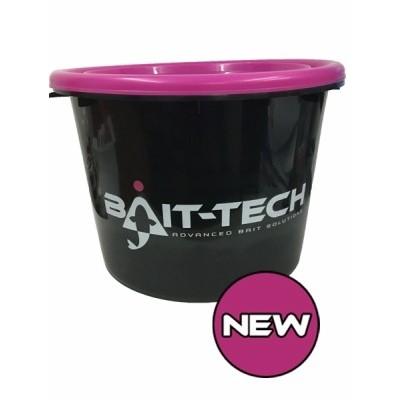 Bait-Tech 17Litre Bucket & Lid