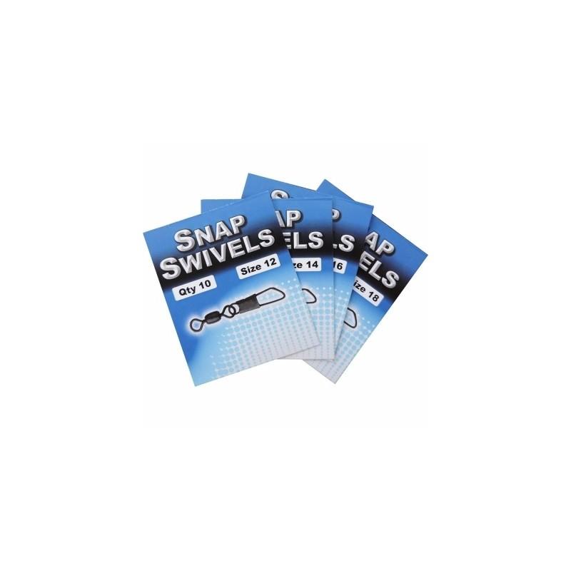 NuFish Snap Swivels