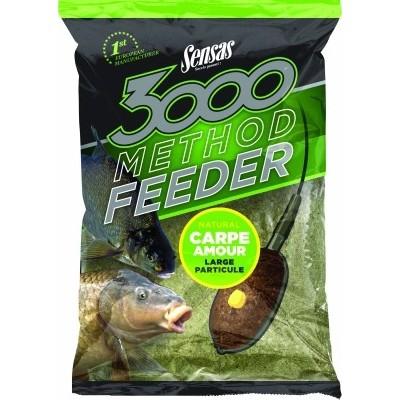 Sensas 3000 Grass Carp Method Feeder Groundbait