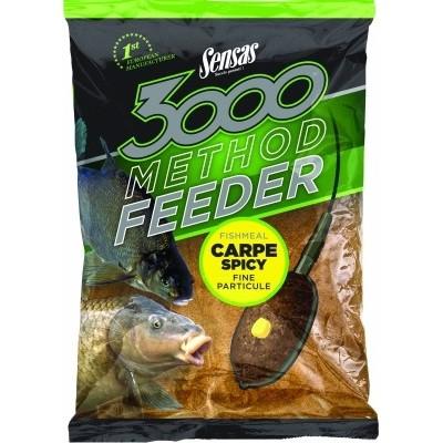 Sensas 3000 Spicy Method Feeder Groundbait