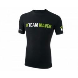 Team Maver T-Shirt Black