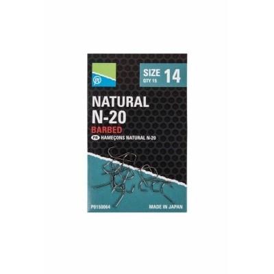 Preston Natural N-20 Hook