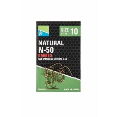 Preston Natural N-50 Hook