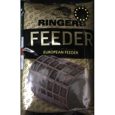Ringers European Feeder Groundbait Black