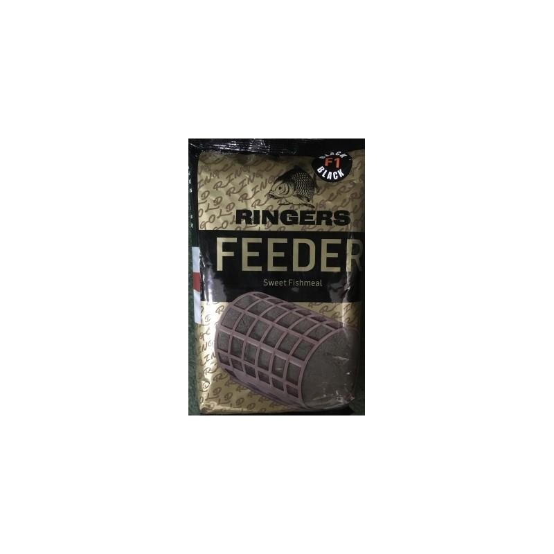Ringers F1 Sweet Fishmeal Black (PRNG 70)