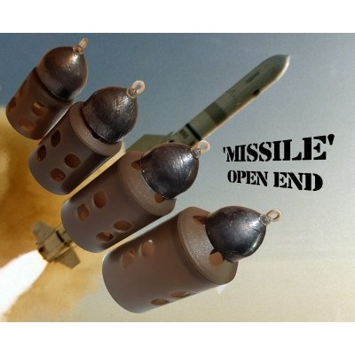 Nisa Missile Open Ended Feeder