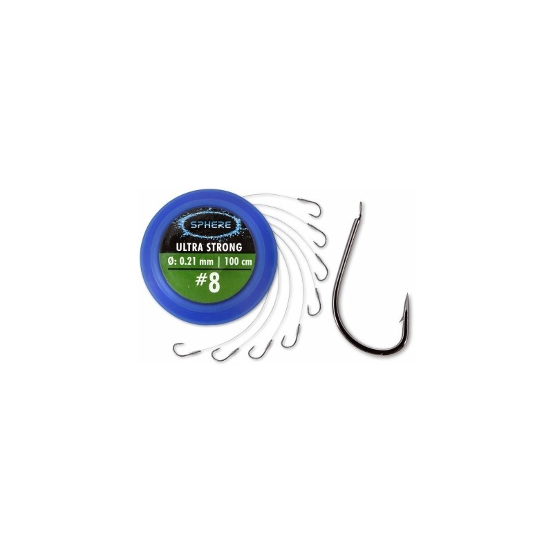 Browning Sphere Ultra Strong Tied Hooks