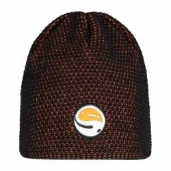 Guru Skull Cap Black/Orange (GBH08)