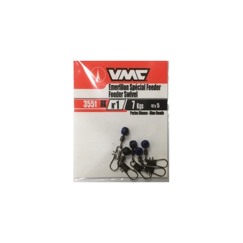 VMC Feeder Swivels