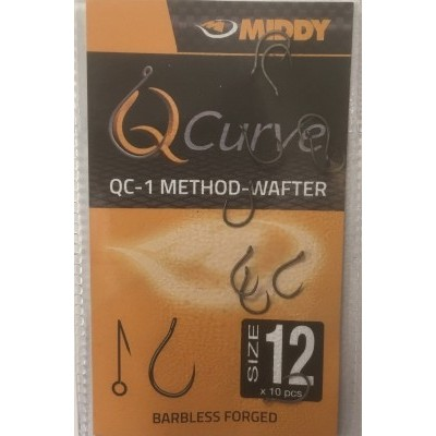 Matrix QC-1 Eyed Hooks