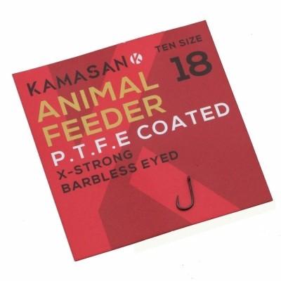 Kamasan Animal Feeder Barbless Eyed Hook