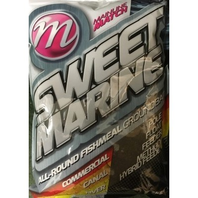 Mainline Sweet Marine Groundbait (2 Kilo)