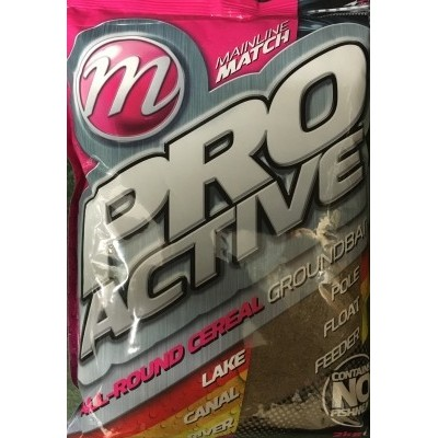 Mainline Pro Active All Round Cereal Mix (2 Kilo)