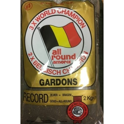 VDE Record Gardons Groundbait (2 Kilo)