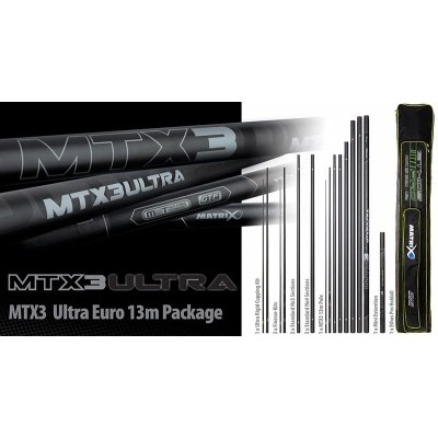 Matrix MTX 3 Ultra 13m Euro Package