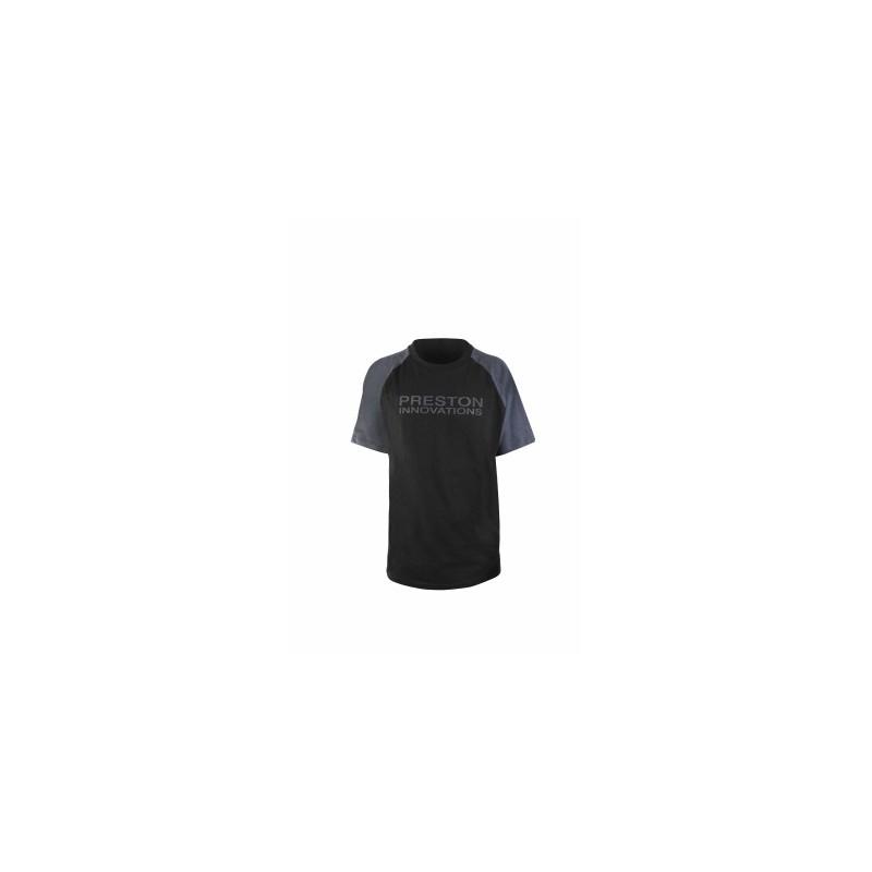 Preston Black T-Shirt