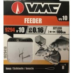 VMC Feeder Tied Hooks