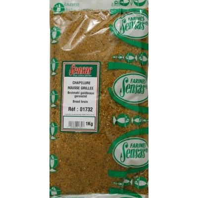 Sensas Grilled Brown Breadcrumb (01732)