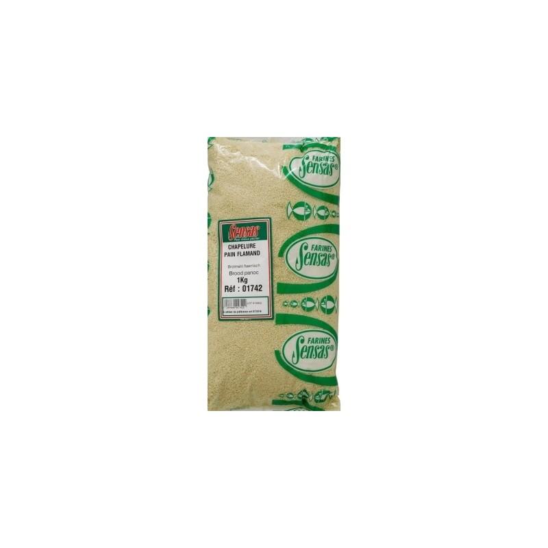 Sensas Flemish White Crumb (01742)
