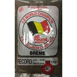 VDE Record Breme Groundbait (2 Kilo)