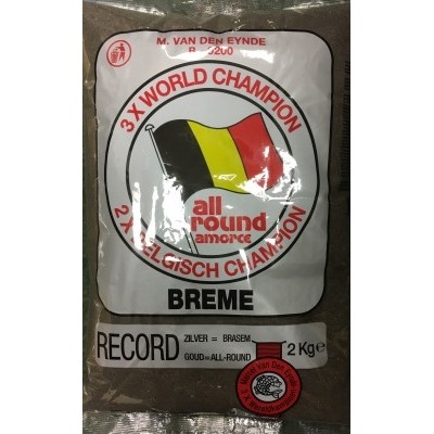 VDE Record Breme Groundbait (2 Kilo)