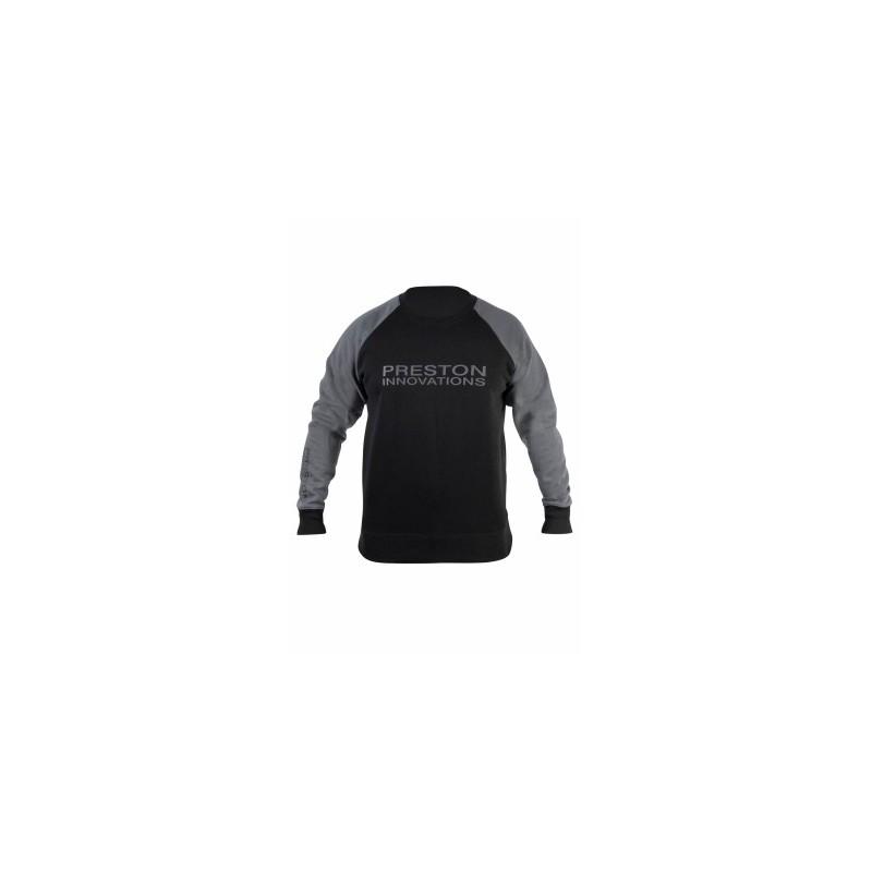 Preston Black Sweatshirt