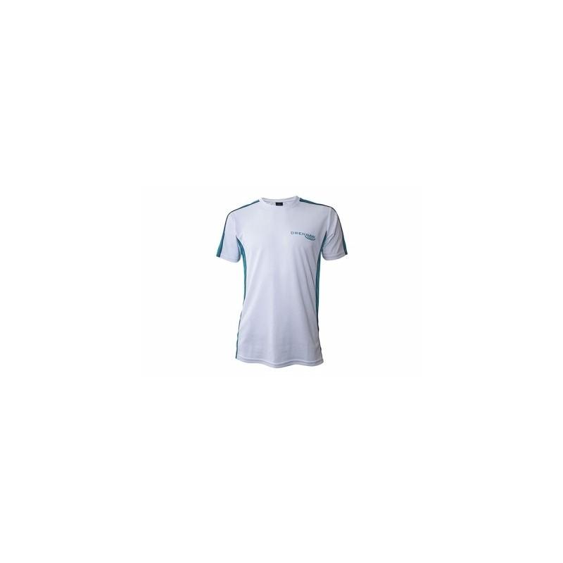 Drennan Performance T-Shirt White
