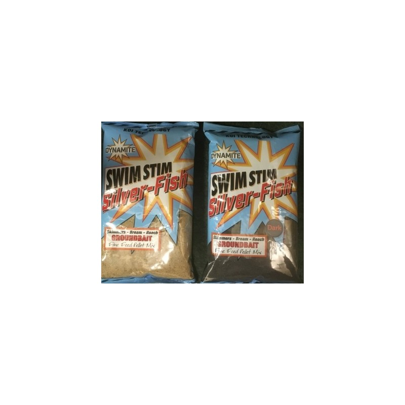 Dynamite Swim Stim Silverfish Groundbait