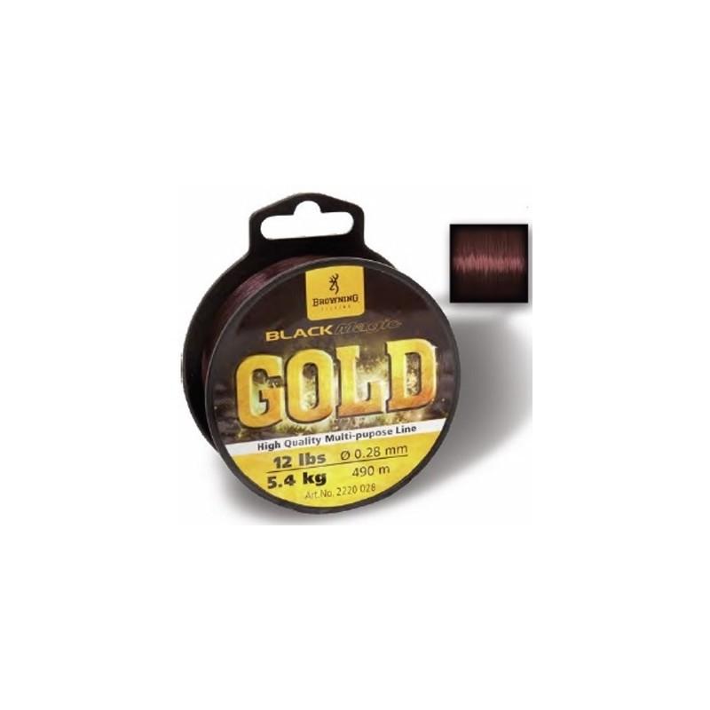 Browning Black Magic Gold Mono