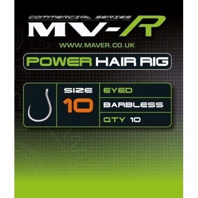 Maver MV-R Power Hair Rig Hook