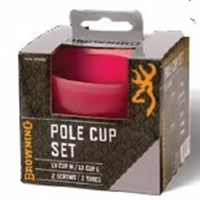 Browning Pole Cup Set