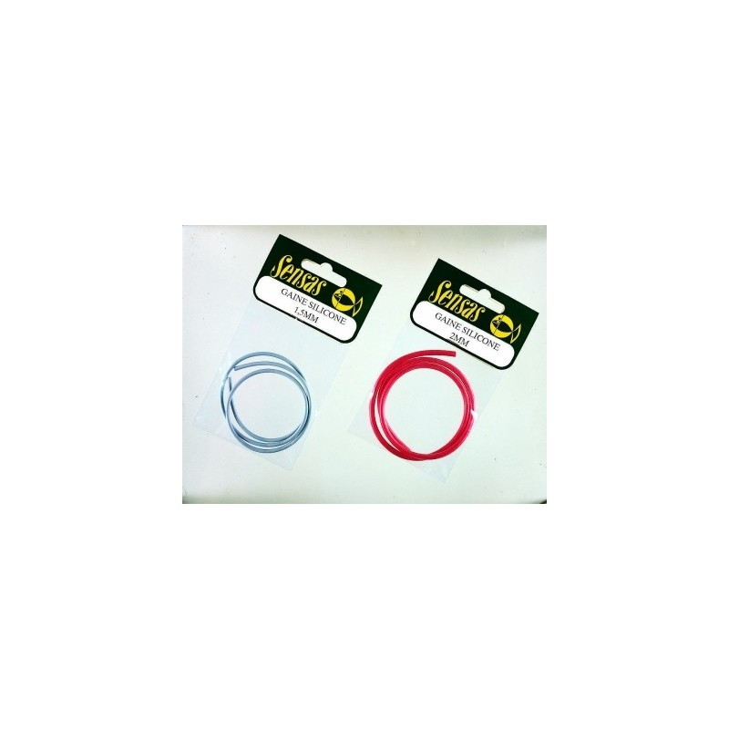 Sensas Coloured Silicone Tubing